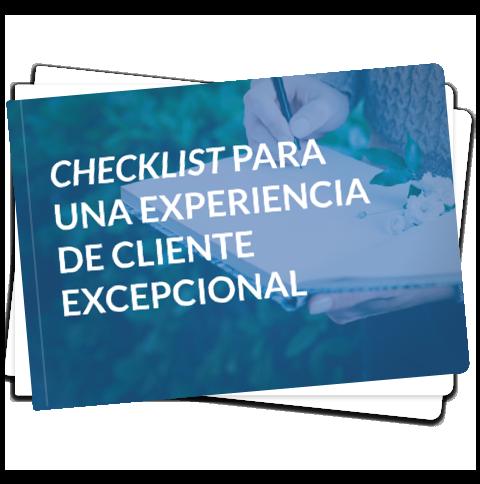 Checklist mejorar experiencia cliente
