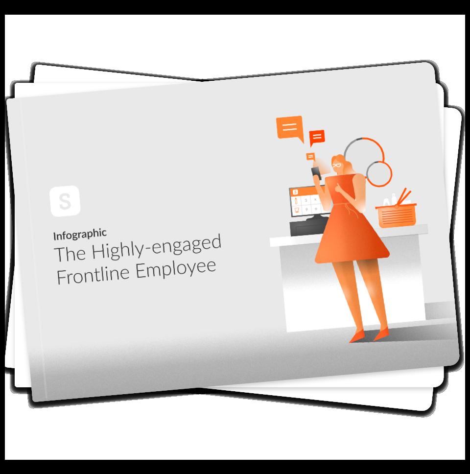 Highly engaged employee