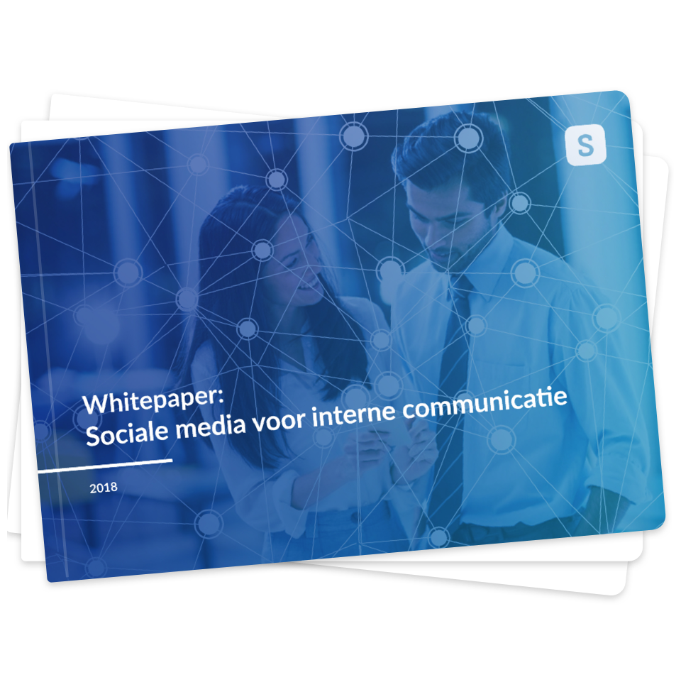 Featured image Sociale media voor interne communicatie