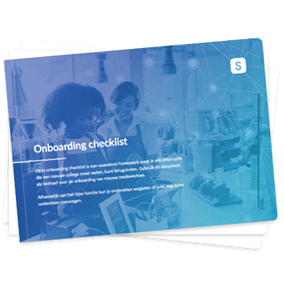 Onboarding checklist preview