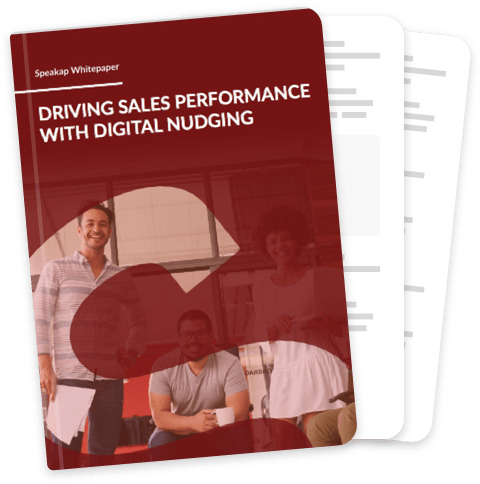 Driving sales performance with digital nudging cover