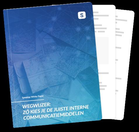wegwijzer interne communicatiemiddelen
