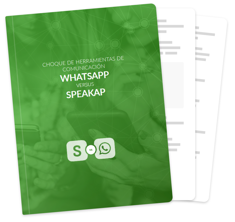 WhatsApp vs Speakap